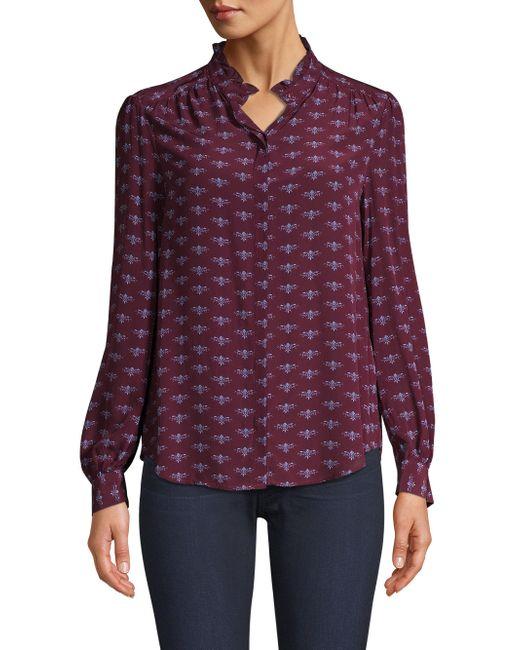 Joie - Purple Mintee F (blackberry) Women's Clothing - Lyst