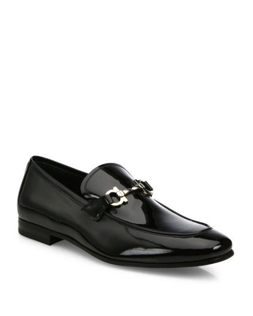 Ferragamo - Multicolor Funes 2 Leather Loafers - Lyst