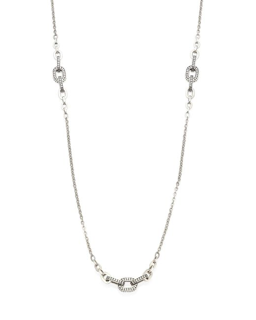 John Hardy | Metallic Dot Sterling Silver Sautoir Link Necklace/36 | Lyst