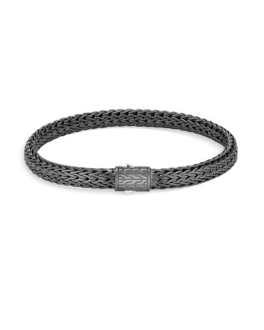 John Hardy - Metallic Classic Chain Bracelet for Men - Lyst