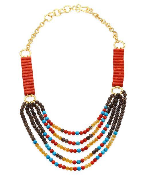Stephanie Kantis   Multicolor Jepang Semi-precious Multi-stone Necklace   Lyst
