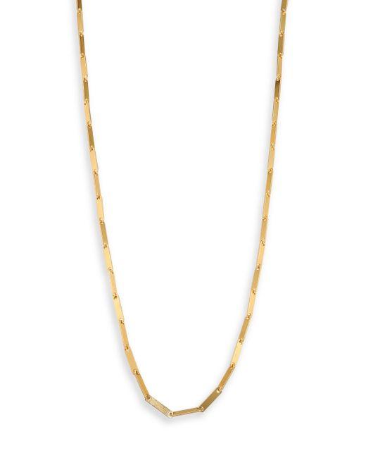 Stephanie Kantis | Metallic Woodlands Link Long Necklace | Lyst