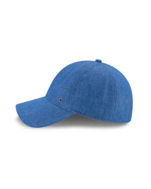 eb138e283fd ... KTZ - Blue Cotton Baseball Cap for Men - Lyst ...