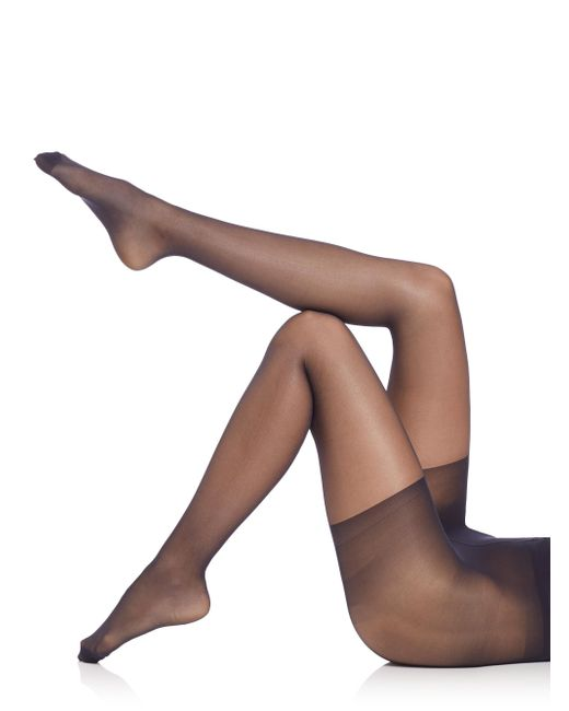 Falke - Blue Shaping 15 Pantyhose - Lyst
