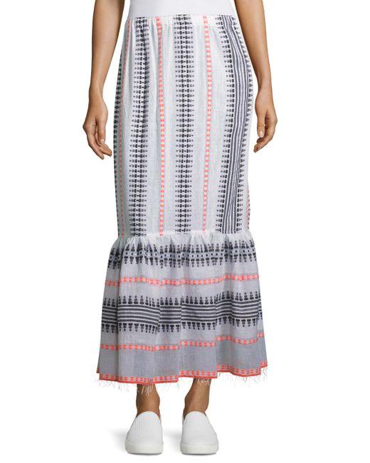 Lemlem | Multicolor Tabtab Convertible Skirt | Lyst