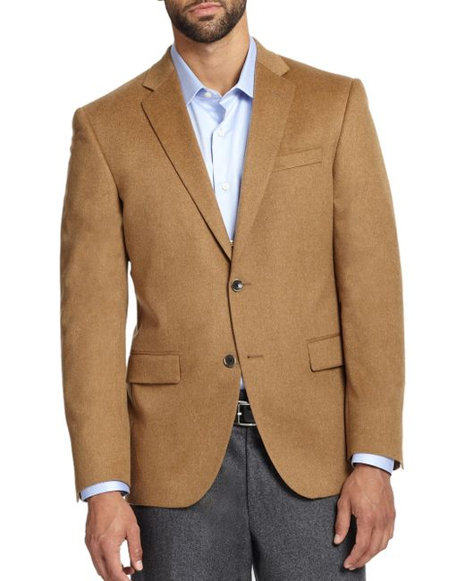 Saks Fifth Avenue | Natural Cashmere Blazer for Men | Lyst