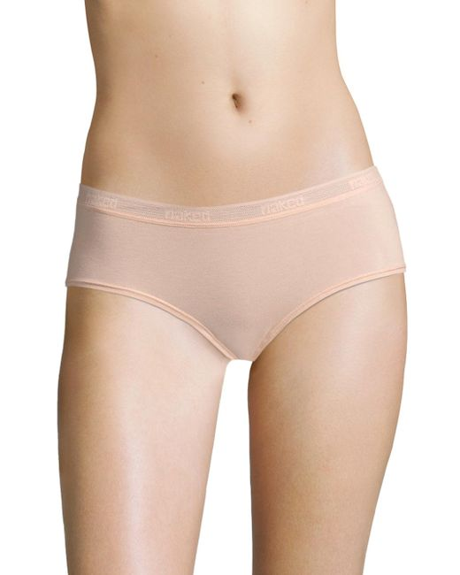 Naked - Natural Hipster Brief - Lyst