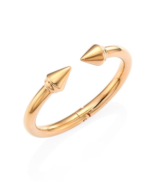 Vita Fede | Metallic Extra Small Titan Bracelet/rose Goldtone | Lyst