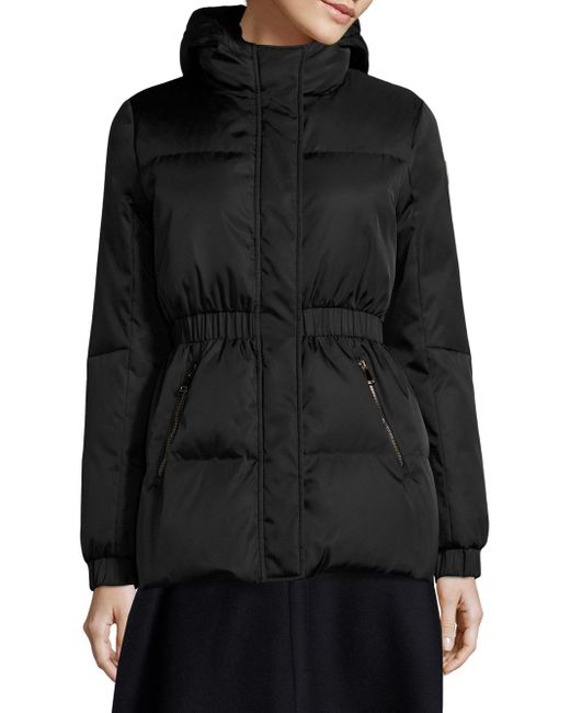Moncler | Black Fatsia Jacket | Lyst