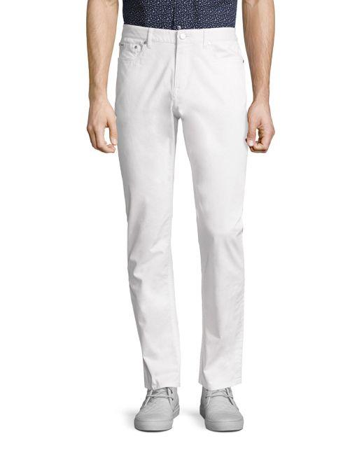 Michael Kors - White Slim-fit Jeans for Men - Lyst