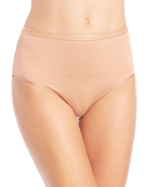 Hanro - Natural Soft Touch Full Brief - Lyst
