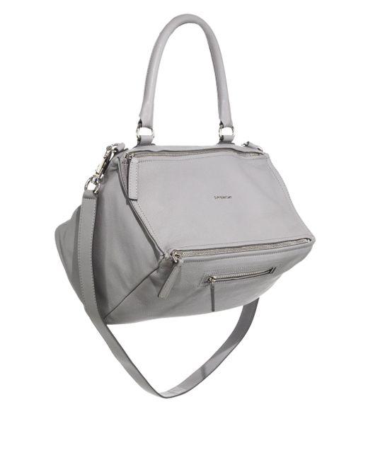 Givenchy - White Pandora Medium Leather Shoulder Bag - Lyst