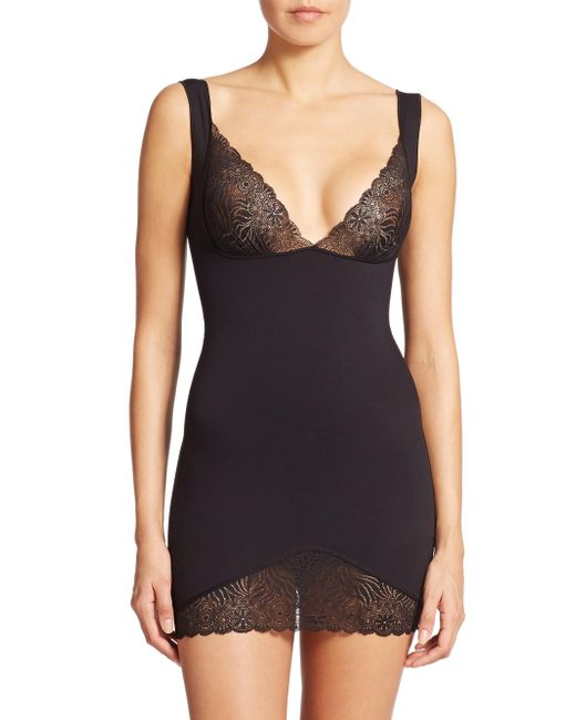 Simone Perele | Black Top Model Dress Shaper | Lyst