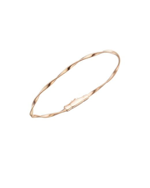 Marco Bicego - Metallic Marrakech 18k Rose Gold Bracelet - Lyst