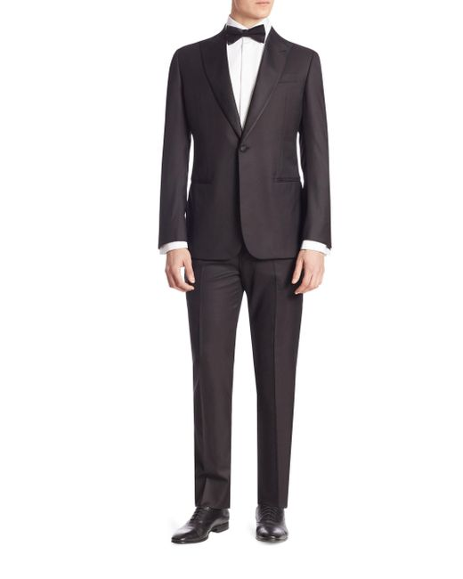 Giorgio Armani - Black Soft Model Tuxedo for Men - Lyst
