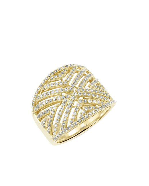 Effy   Metallic Diamond And 14k Yellow Gold, 0.8 Tcw   Lyst