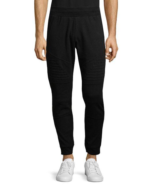 Antony Morato - Black Athleisure Sweatpants for Men - Lyst