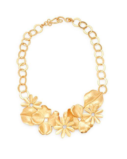 Stephanie Kantis - Metallic Modern Garland Statement Necklace - Lyst