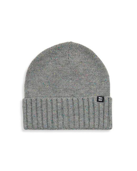 Block Headwear - Gray Confetti-knit Hat for Men - Lyst