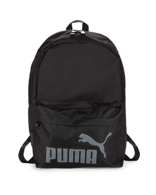 PUMA - Black Evercat Lifeline Backpack for Men - Lyst