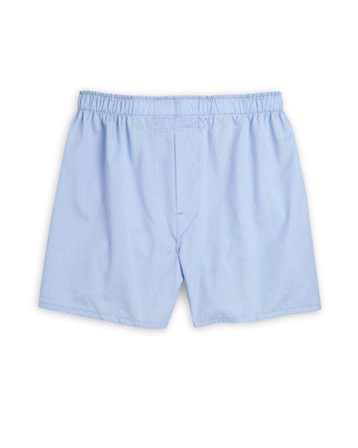 Saks Fifth Avenue White Supima Cotton Boxers for men