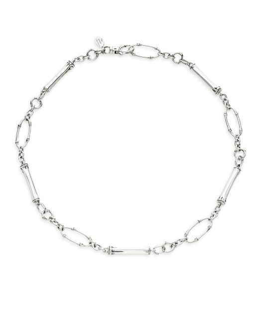 John Hardy - Metallic Palu Sterling Silver Disc Sautoir Necklace/36 - Lyst