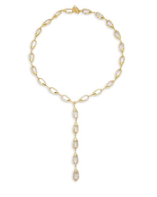 Noir Jewelry   Metallic Harley Quinn Y Necklace   Lyst