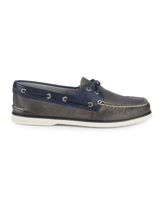 Sperry Top-Sider - Multicolor Gold Cup Authentic Original Boat Shoe for Men - Lyst