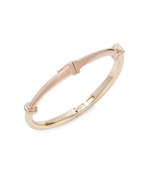 Eddie Borgo - Metallic Polished Plinth Cuff Bracelet - Lyst