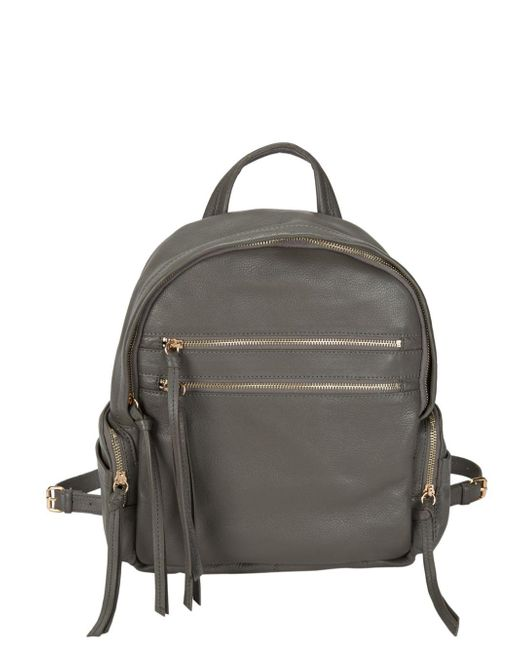 Kooba | Multicolor Tassel Leather Backpack | Lyst
