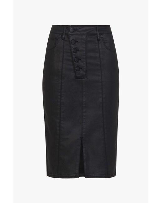 Sass & Bide - Black With The Larks Skirt - Lyst
