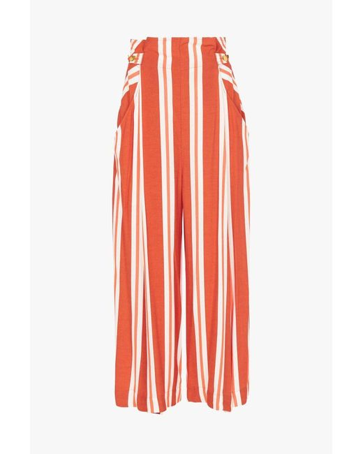 Sass & Bide - Orange The Strata Pant - Lyst