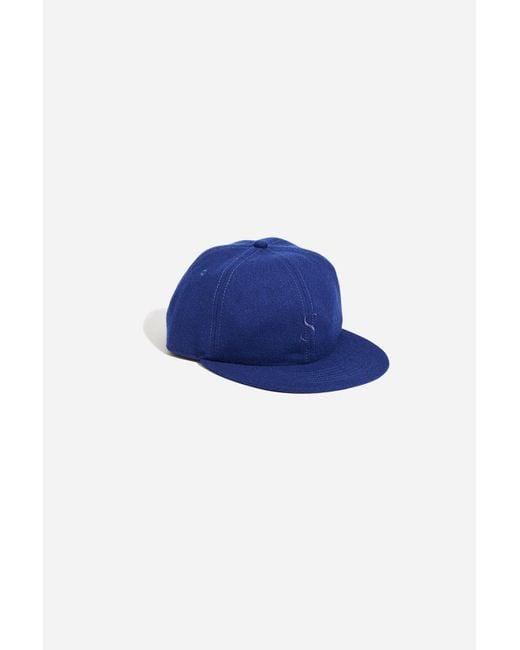 Saturdays NYC - Blue Rich S Wool Hat for Men - Lyst