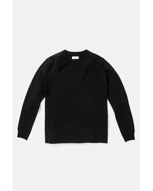 Saturdays NYC - Black Everyday Classic Sweater for Men - Lyst