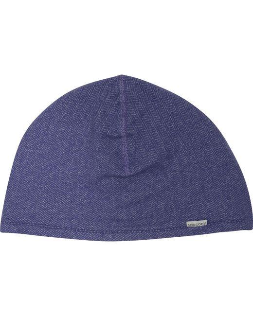 Saucony | Blue Brisk Skull Cap for Men | Lyst