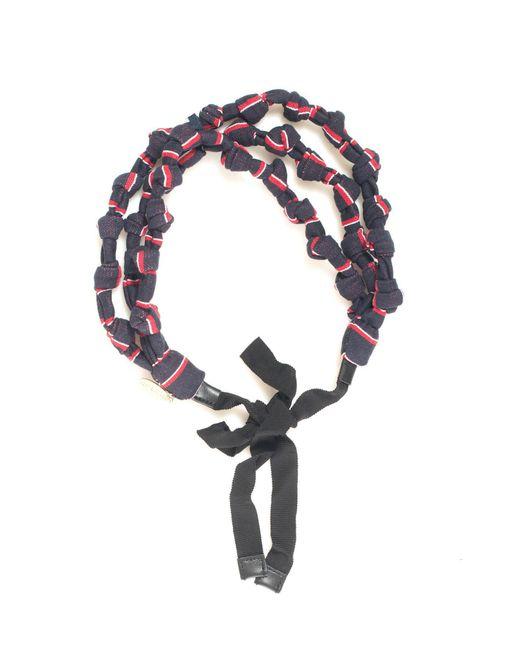 Pennyblack - Blue Necklace - Lyst