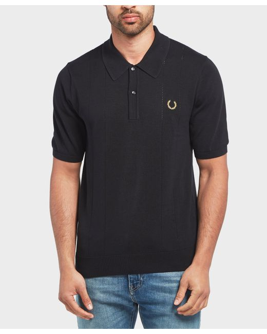 Fred Perry - Multicolor X Miles Kane Short Sleeve Polo Shirt - Exclusive for Men - Lyst
