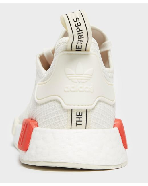 8f741df6e ... Adidas Originals - White Nmd R1 Ripstop for Men - Lyst