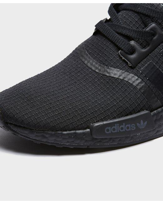 ... Adidas Originals - Black Nmd R1 Ripstop for Men - Lyst ... c51b416a5