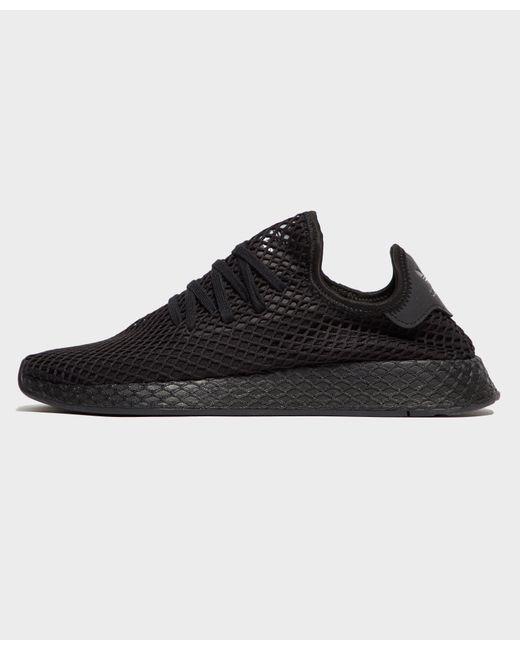 Adidas Originals - Black Deerupt for Men - Lyst