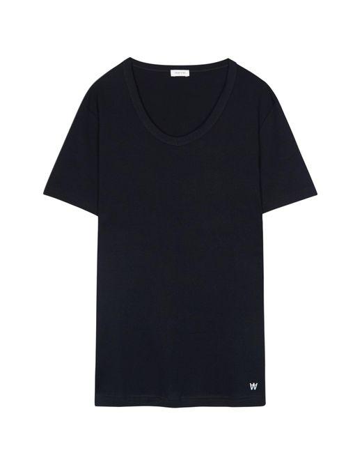 WOOD WOOD | Blue Joe T-shirt for Men | Lyst