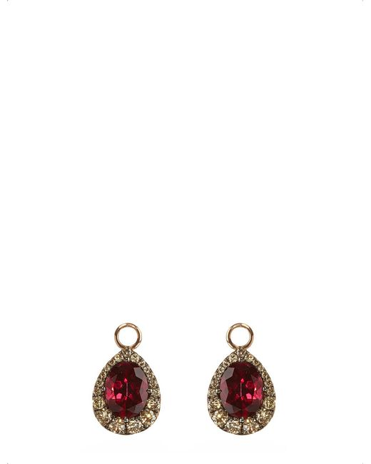 Annoushka - Red 18ct Rose-gold - Lyst