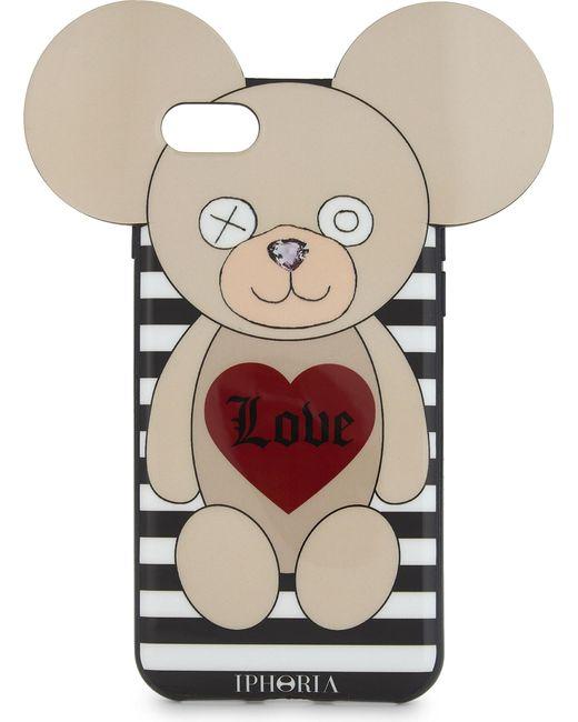 Iphoria | Multicolor Teddy Bear Iphone 7 Case | Lyst