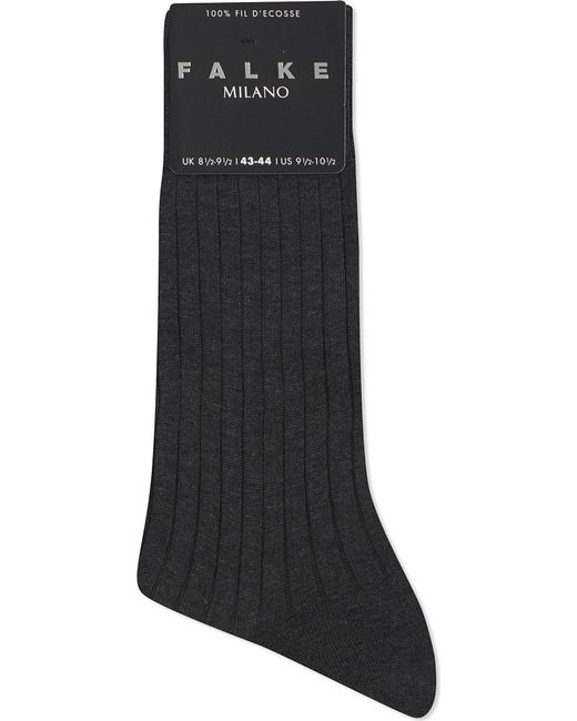 Falke | Gray Milano Socks for Men | Lyst