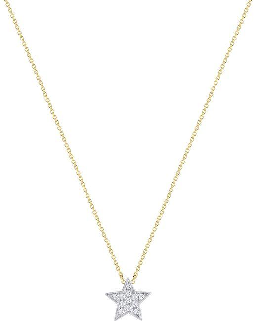 The Alkemistry | Metallic Julianna Himiko 14ct Yellow-gold And Diamond Necklace | Lyst