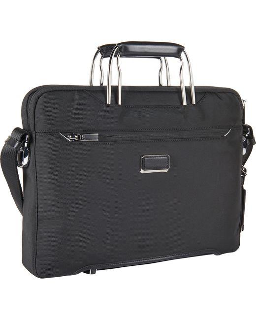 Tumi - Black Hamilton Slim Briefcase for Men - Lyst
