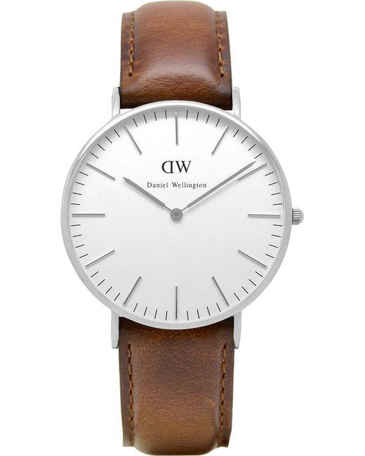 Daniel Wellington | Black 0607dw Classic St Andrews Ladies Watch | Lyst