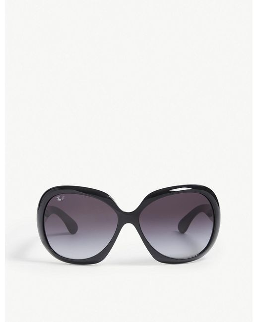 8c3add8d54 Lyst - Ray-Ban Square-frame Sunglasses in Black