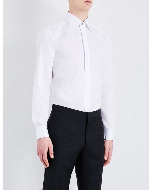 Eton of Sweden | White Slim Fit Formal Shirt for Men | Lyst