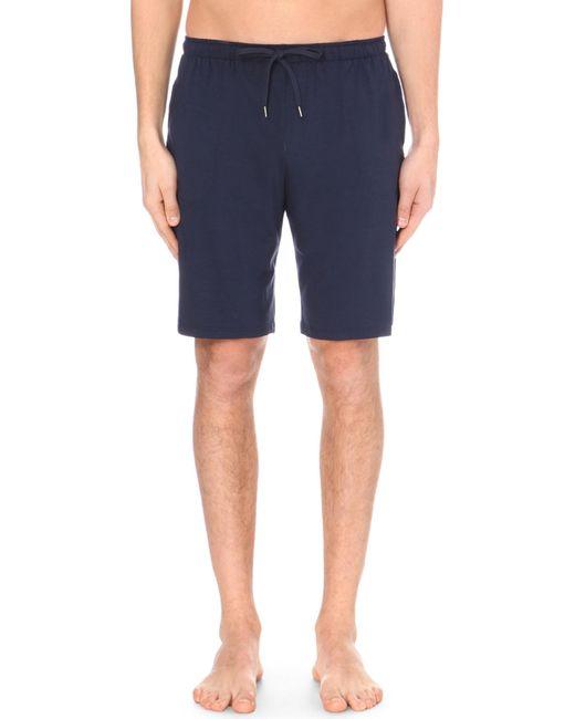 Derek Rose   Blue Basel Jersey Shorts for Men   Lyst
